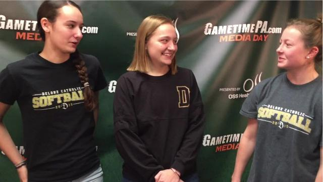 We asked YAIAA spring sports athletes some questions on media day in Hanover. Here's how they responded.