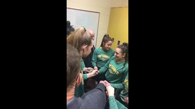 Find out how Bauhof and York Catholic girls basketball prepared for the Sweet Sixteen.