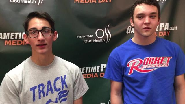"On YAIAA spring sports media day, athletes give us their interpretations of the word ""grit."""