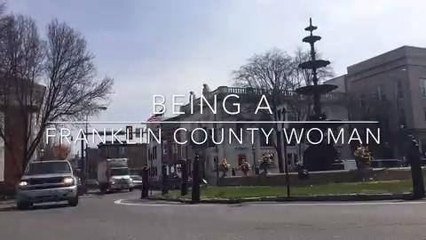 Six women share their perspectives on what it is like to be a woman in Franklin County.