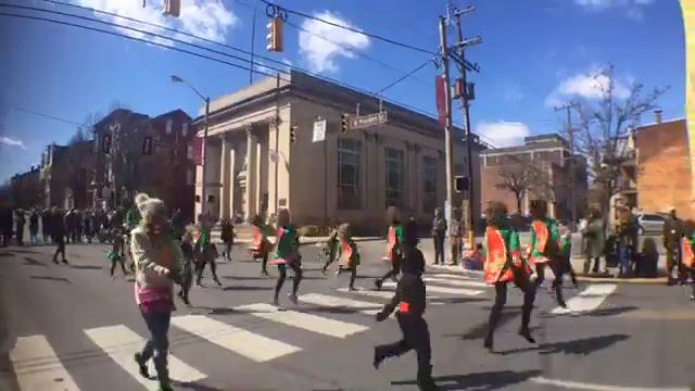 New Haven goes green for Annual St. Patrick's Day Parade