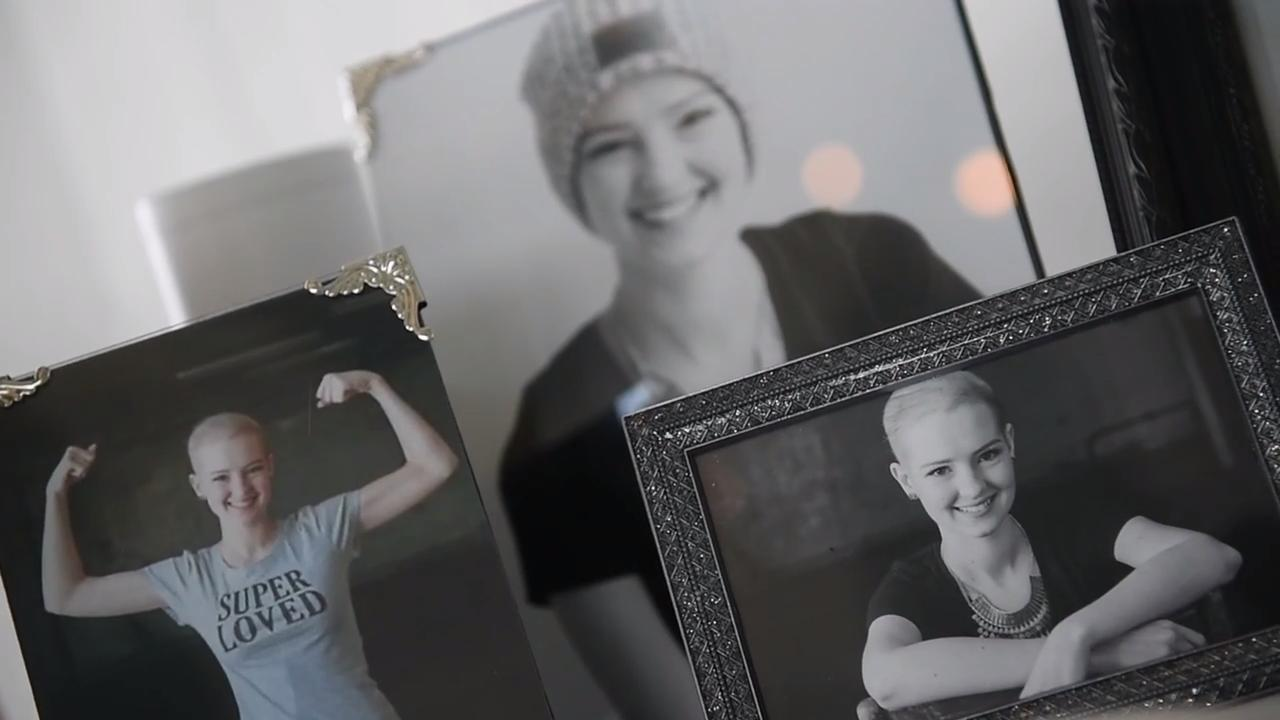 "Watch: ""Cancer Recovery Photo Shoot"""