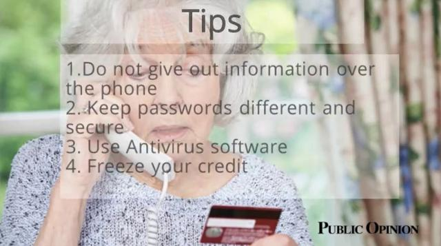 Statistics and tips on identity theft