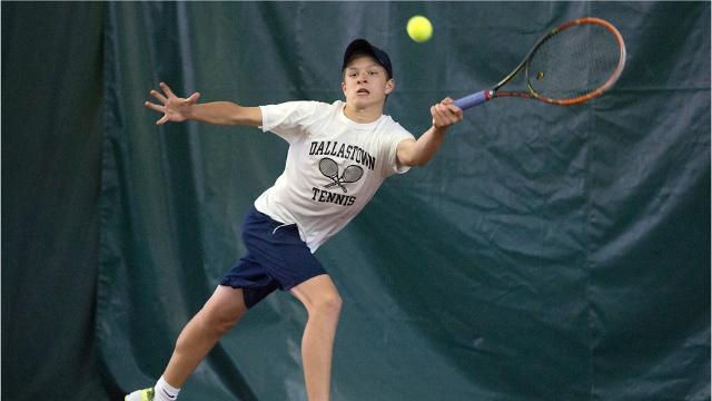 Check out some of the top boys' tennis players in the York-Adams league this season.