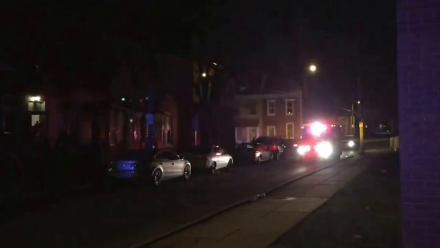 York County 911 says one person was injured in a shooting Friday night in York city.