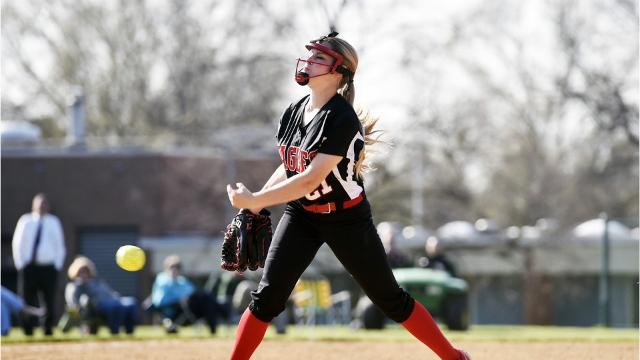 Shortstop Erin Cabry will be one of the top players