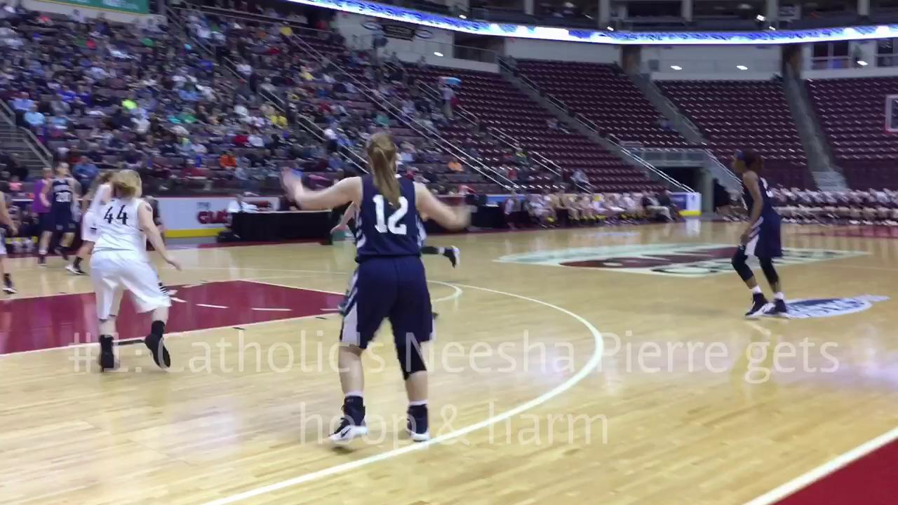 Watch: Leb. Catholic-Halifax Top 5 plays