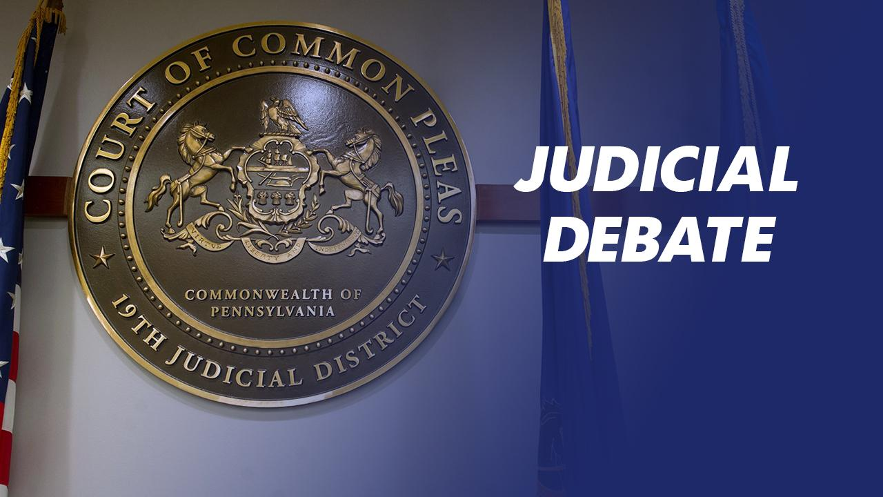Watch: Complete York County judicial debate
