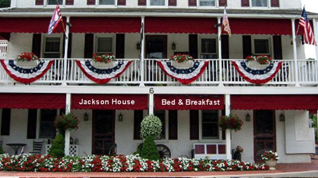Watch: A ghost story and tour at the Jackson House B&B