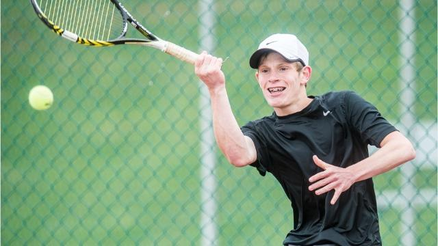Watch: YAIAA boys tennis power rankings