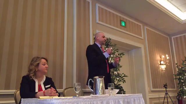 Watch: Candidates for York County DA debate