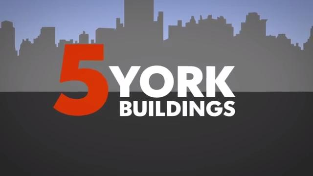 Watch: 5 York buildings that should never have come down