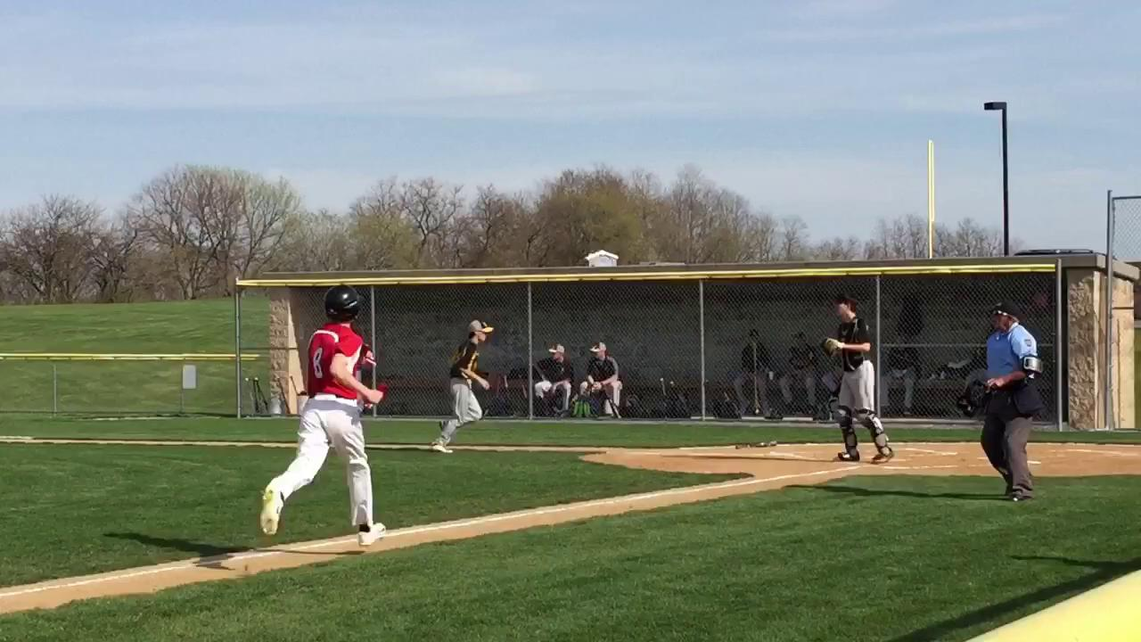 See the top five plays from the Dutchmen's 7-2 win over the Blazers Tuesday.