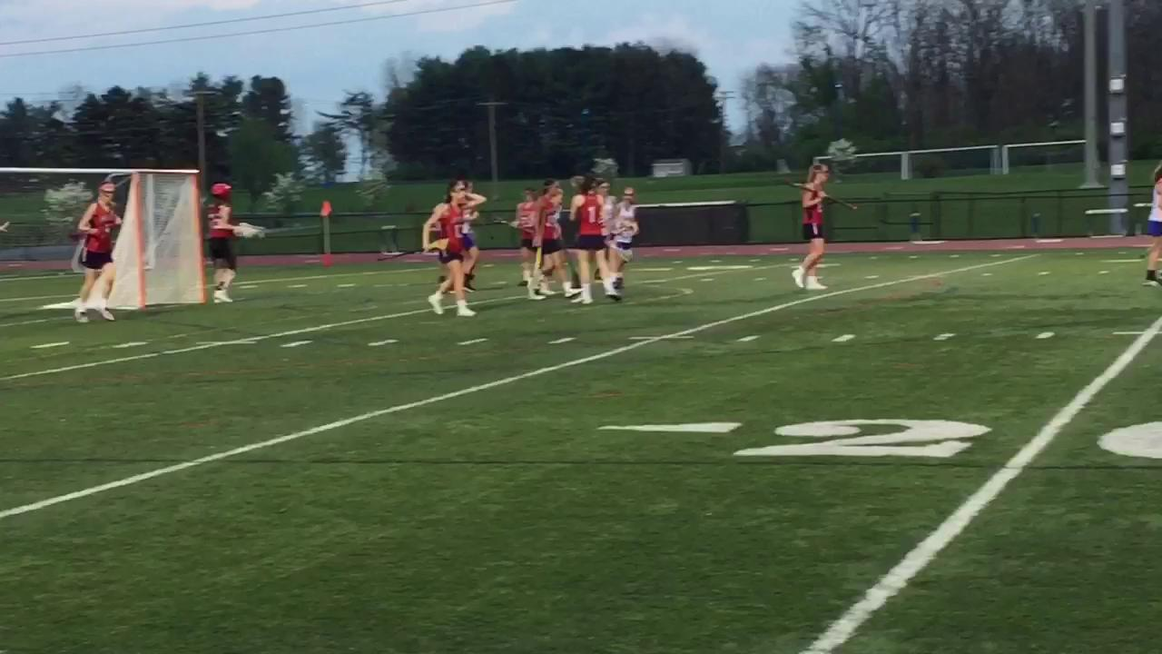 See the top five plays as the Buckskins beat the Falcons 12-8 Thursday.