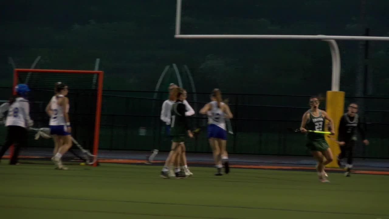 Watch: Kennard-Dale wins YAIAA girls' lacrosse championship