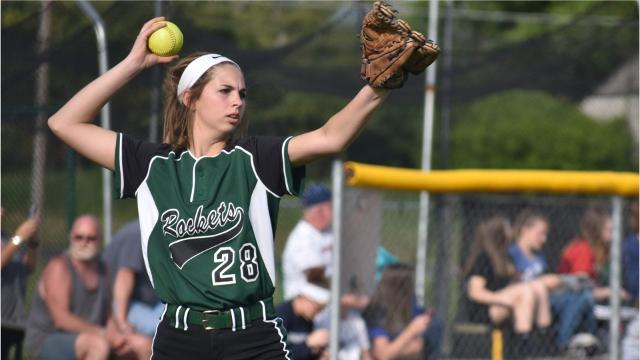 James Buchanan sophomore is playing softball for the first time in five years.