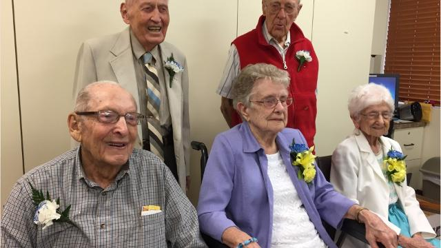 Five members of Chambersburg's Class of '37 reminisce about their high school days, and how the world has changed in the last 80 years.