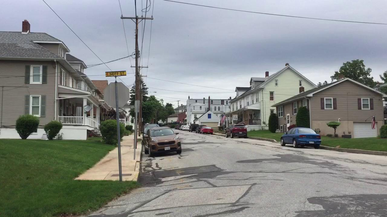 A 78-year-old woman was shot early Saturday morning in Red Lion. A man called 911 and said that he accidentally shot a woman, believing she was an intruder, state police said.