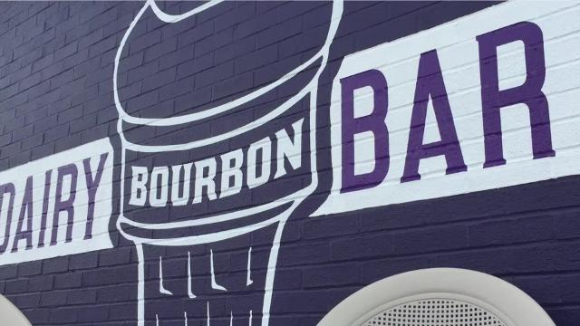 Bourbon Dairy Bar, located next to Bourbon Bar & Grill on 1080 Carlisle Street, held its soft opening this week. The ice cream shop sells soft serve, sundaes, shakes and more.