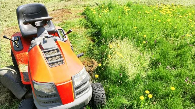 Toddler Injured In Horrific Lawn Mower Accident