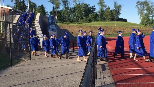 The Spring Grove Area High School Class of 2017 graduated 244 students on Friday, June 2, 2017.