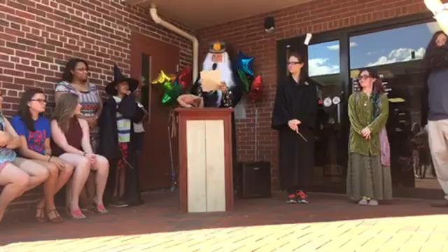 Mainstreet Waynesboro announced Friday afternoon it will host a Harry Potter festival on Aug. 18 and 19.