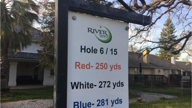 Neighbors are worried about the Redding Rancheria's plans to close River Tasalmi Golf Club.