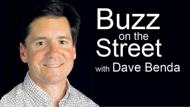 Buzz on the Street with David Benda