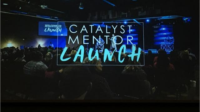 Catalyst Mentoring held its second launch party Saturday to coincide with the opening of its new youth center.
