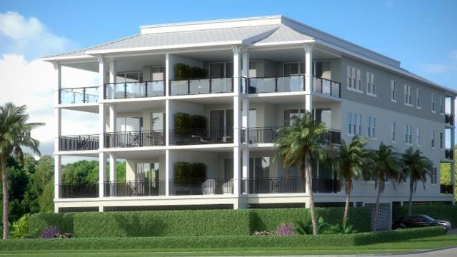 A six-unit luxury condominium development is planned for 950 Ocean Drive, the former site of the The Boardwalk ice cream shop and restaurant.