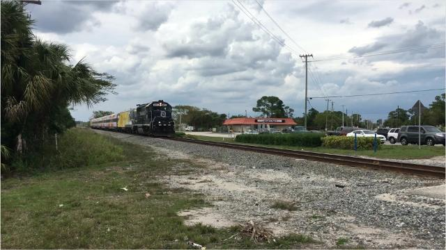 A bill which would allow greater local regulation of high-speed rail service was passed Tuesday, March 14, 2017, by the state Senate Transportation Committee. LISA BROADT/TREASURE COAST NEWSPAPERS