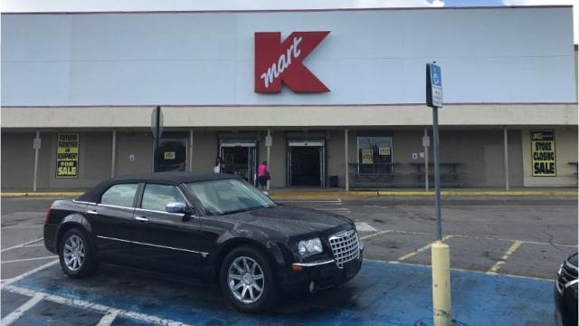 March 26 is the end of an era for the Fort Pierce Kmart. KELLY TYKO/TREASURE COAST NEWSPAPERS