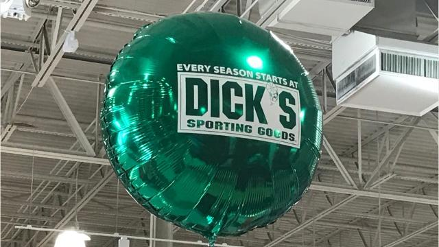 Take a look around the Treasure Coast's first Dick's Sporting Goods. KELLY TYKO/TREASURE COAST NEWSPAPERS