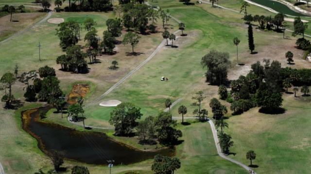 Share your thoughts on the future of the Martin County Golf Course at Monday's meeting at Indian RiverSide Park. LIDIA DINKOVA/TREASURE COAST NEWSPAPERS