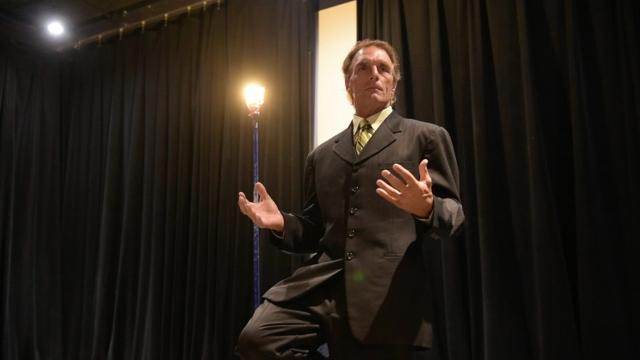 Doug Flutie, former NFL quarterback, was the keynote speaker for the TCPalm Sports Awards on May 22, 2017, at the Sunrise Theatre in Fort Pierce. Earlier, he spoke with selected student-athletes away from the crowd. (Xavier Mascareñas/TCPalm.com)