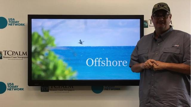 Outdoors reporter Ed Killer talks about what you can find offshore this weekend. Spoiler alert: Not just fish! One angler was photobombed by a submarine!