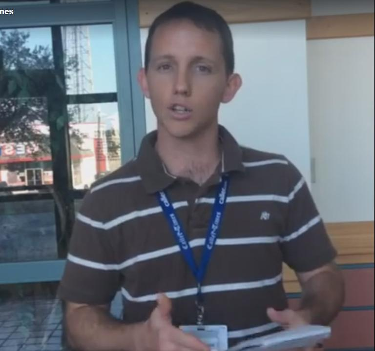 Caller-Times reporter, Matt Woolbright gives us a wrap-up of today's events