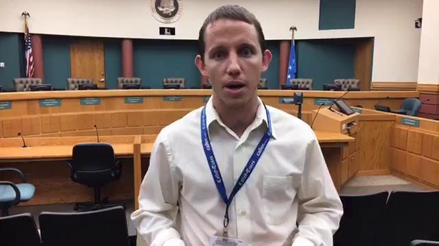 facebook live city hall update on mayor resignation