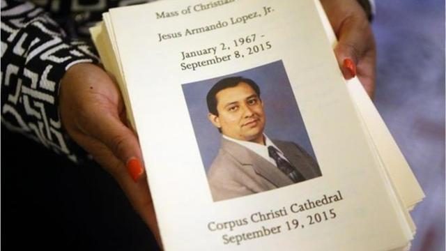 Deaths in Corpus Christi Texas
