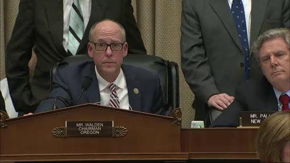 After a marathon committee meeting and voting along party lines, members of the Commerce Committee approved the American Health Care Act as one of the first steps to replace Obamacare. (March 9)