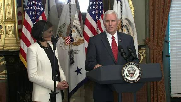 The federal agency that oversees health insurance programs for tens of millions of American consumers has a new leader. Vice Pence has sworn in Seema Verma as administrator of the Centers for Medicare and Medicaid Services. (March 14)