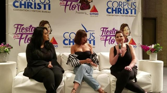 Suzette Quintanilla Arriaga, Jackie Cruz and Jackie Guerra talked about how Selena has empowered a new generation of Latinas.