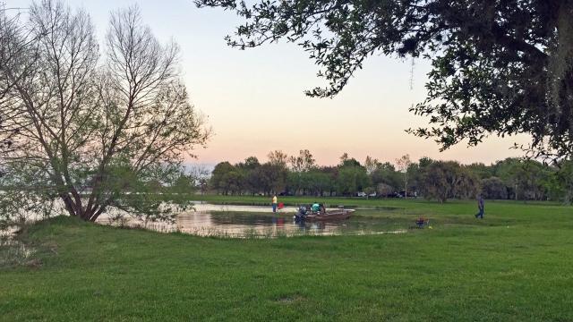 Coleto Creek Bass Fishing