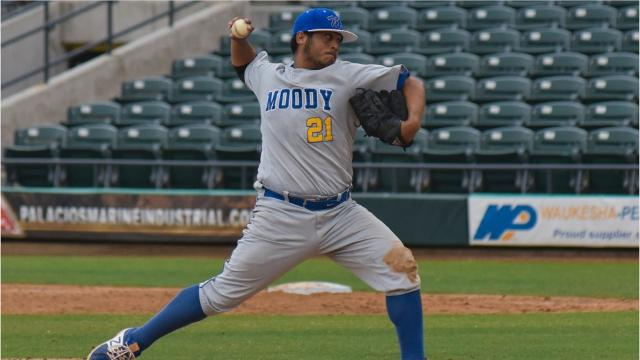 Ramsey Flores is carrying on the tradition of the Flores brothers playing at Moody as his older brothers, Eric and Ronnie also played for the Trojans.