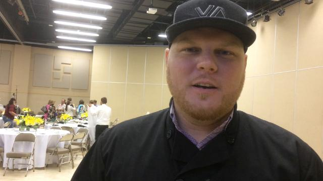 San Angelo Chef & Restaurateur Tim Condon, winner of the San Angelo Symphony's first Culinary Challenge, shares about his experience.