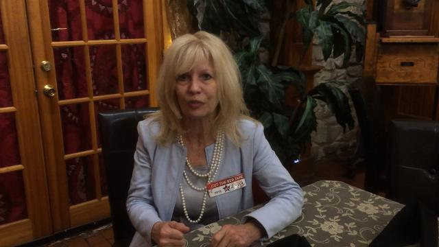San Angelo's first female mayoral elect Brenda Gunter shares her thoughts on her win.