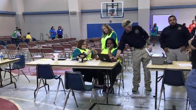 Corpus Christi's evacuation plan