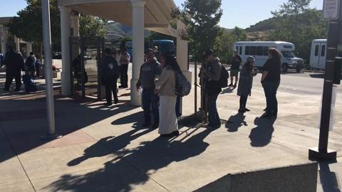 Citing declining ridership, the Ventura County Transportation Commission scaled back its intercity bus service earlier this year.