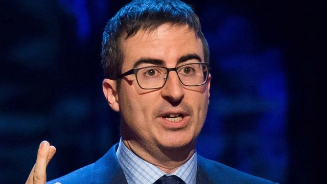 John Oliver dared coal firm to sue him; it did